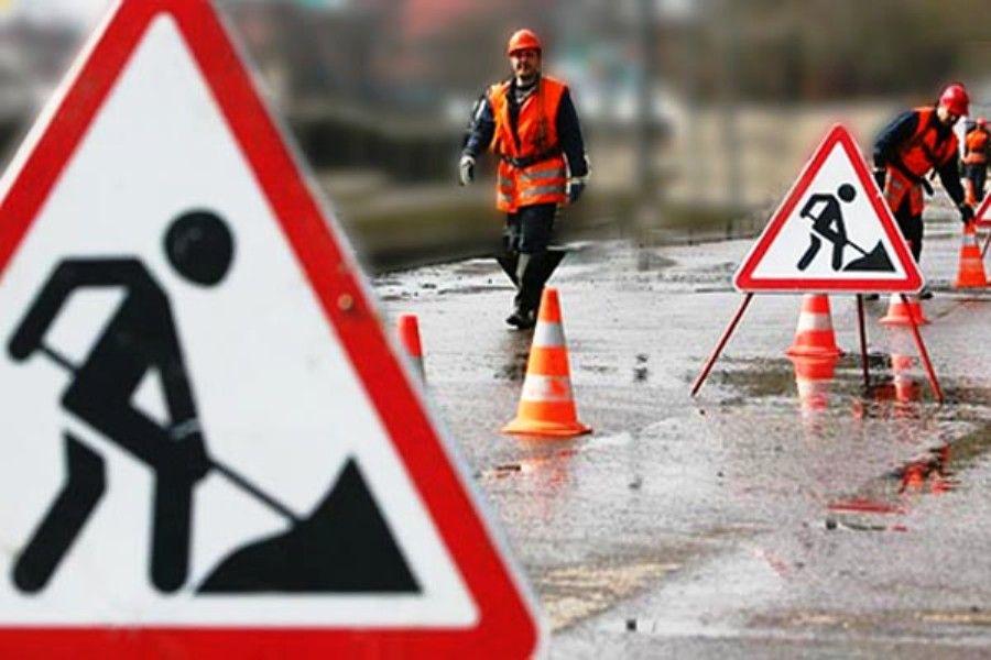 Информация о ремонтных работах на республиканской дорожной сети